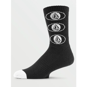VIBES SOCKS - BLACK