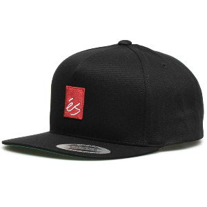 MAIN BLOCK SNAPBACK - BLACK