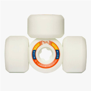 rapido wide - white/orange 101A
