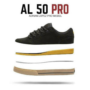 AL50 PRO - MILITARY OLIVE/BLACK/WHITE