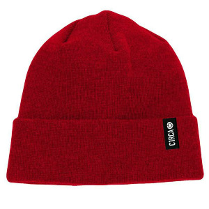 Flag Foster Beanie - Red