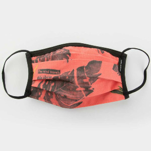 VOLCOM ASST FACEMASK - LAVA ROCK RED