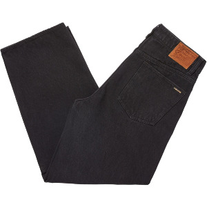 BILLOW PANT DENIM - BLACK