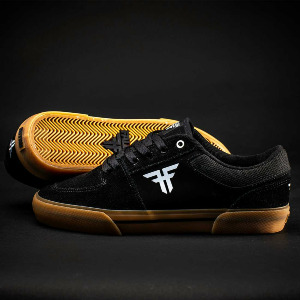 Patriot Vulc - Black/White/Gum