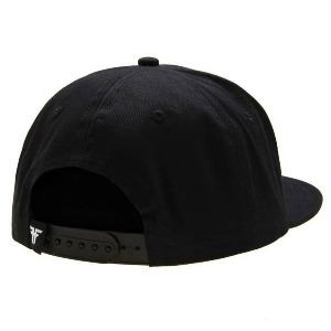 Trooper Cap - Patch Black