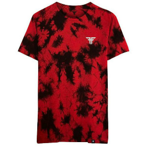 Tie-Die Trademark - Red Washed