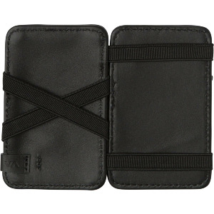 MAGIC WALLET - LEATHER BLACK