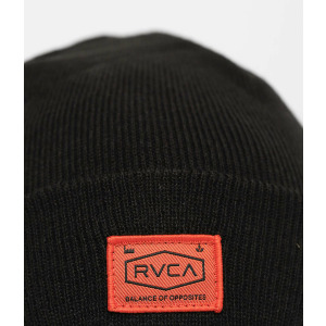 CHAIN MAIL BEANIE - BLACK