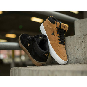 Tremont Mid - Brown Black