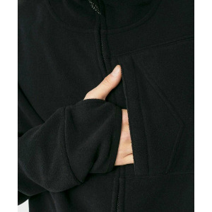 POLARTEC® FLEECE - BLK