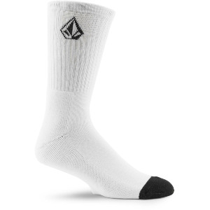 FULL STONE SOCK 3PK - WHITE