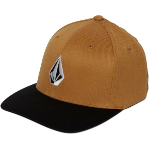 FULL STONE XFIT CAP - GOLDEN BROWN