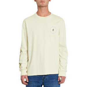 OZZY WRONG L/S TEE - OFF WHITE