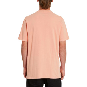 STONE REVEAL S/S TEE - CLAY ORANGE