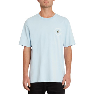 OZZY WRONG S/S TEE - AETHER BLUE
