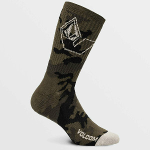 VIBES SOCKS - MILITARY
