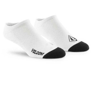 STONE ANKLE SOCK 3PACK - WHITE