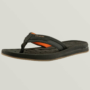E-CLINER SANDAL - BURNT ORANGE