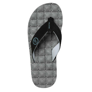 RECLINER SANDAL - FOG GREY