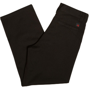 LOOSE TRUCKS CHINO PANT - BLACK