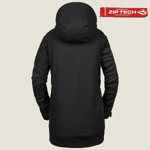 MEADOW INS JACKET - BLACK