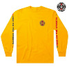 INDY LS TEE - GOLD